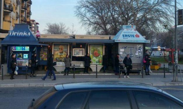 Reklama koja sigurno daje rezultate! Autobuska stajališta Novi Sad